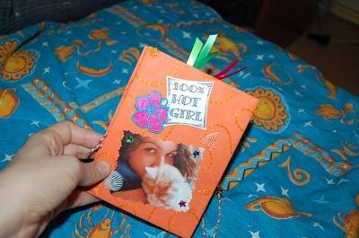 Мини-открытка для Катерины