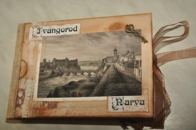 Альбом Ивангород-Нарва