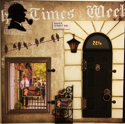 Музей Шерлока Холмса. Продолжение