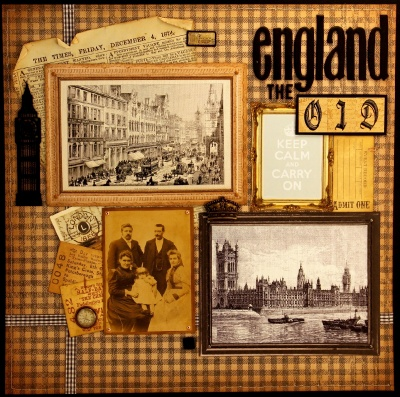 Англия - старинная и современная (1)