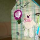 Мишка на день рождения