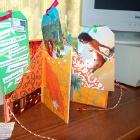Мини-открытка для Катерины 2