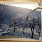 Простенькая открыточка на Новый год!