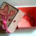 коробочка для девочки