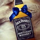 Открытка- Jack Daniels