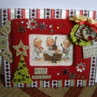 Открытка-картинка на Рождество