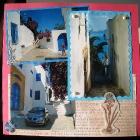 Романтичный город Сиди-бу-Саид