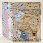 Обложка на паспорт для любимой снохи))