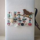 Фотоальбом с птицей