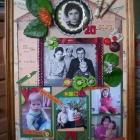 коллаж к юбилею бабушки