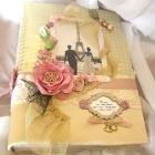 Свадебный французский фотоальбом