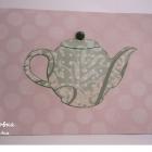 Чайная открытка
