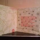 разворот открытки