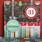 31 декабря открытка