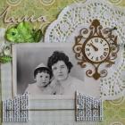 Альбом маме