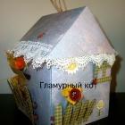 Подарочный домик