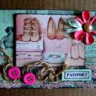 И снова обложка на паспорт