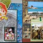 Альбом. Индия религиозная. Веселые боги Индии.